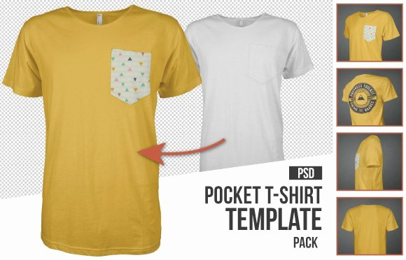 T Shirt Photoshop Template Lovely 10 Must Have Mockup Templates for T Shirt and Apparel Design
