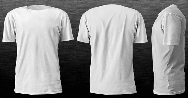 T Shirt Photoshop Template Luxury 35 Best T Shirt Mockup Templates Free Psd Download