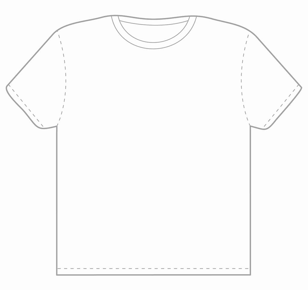 T Shirt Photoshop Template Luxury T Shirt Design Template