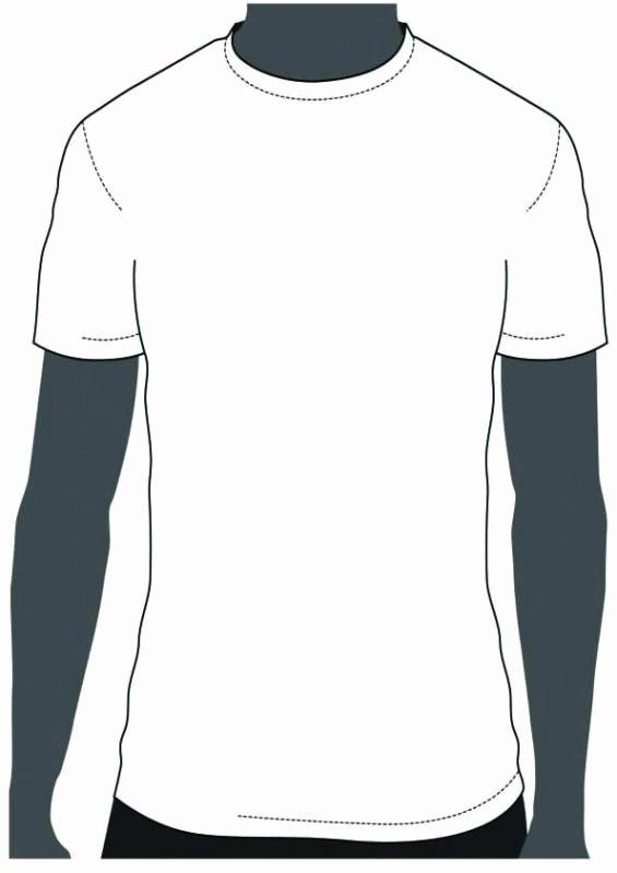 T Shirt Photoshop Template New T Shirt Template Shop