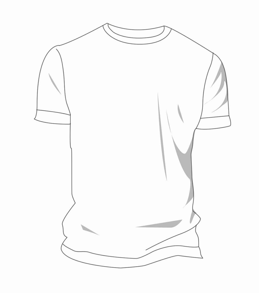 T Shirt Template for Photoshop Best Of T Shirt Template Shop