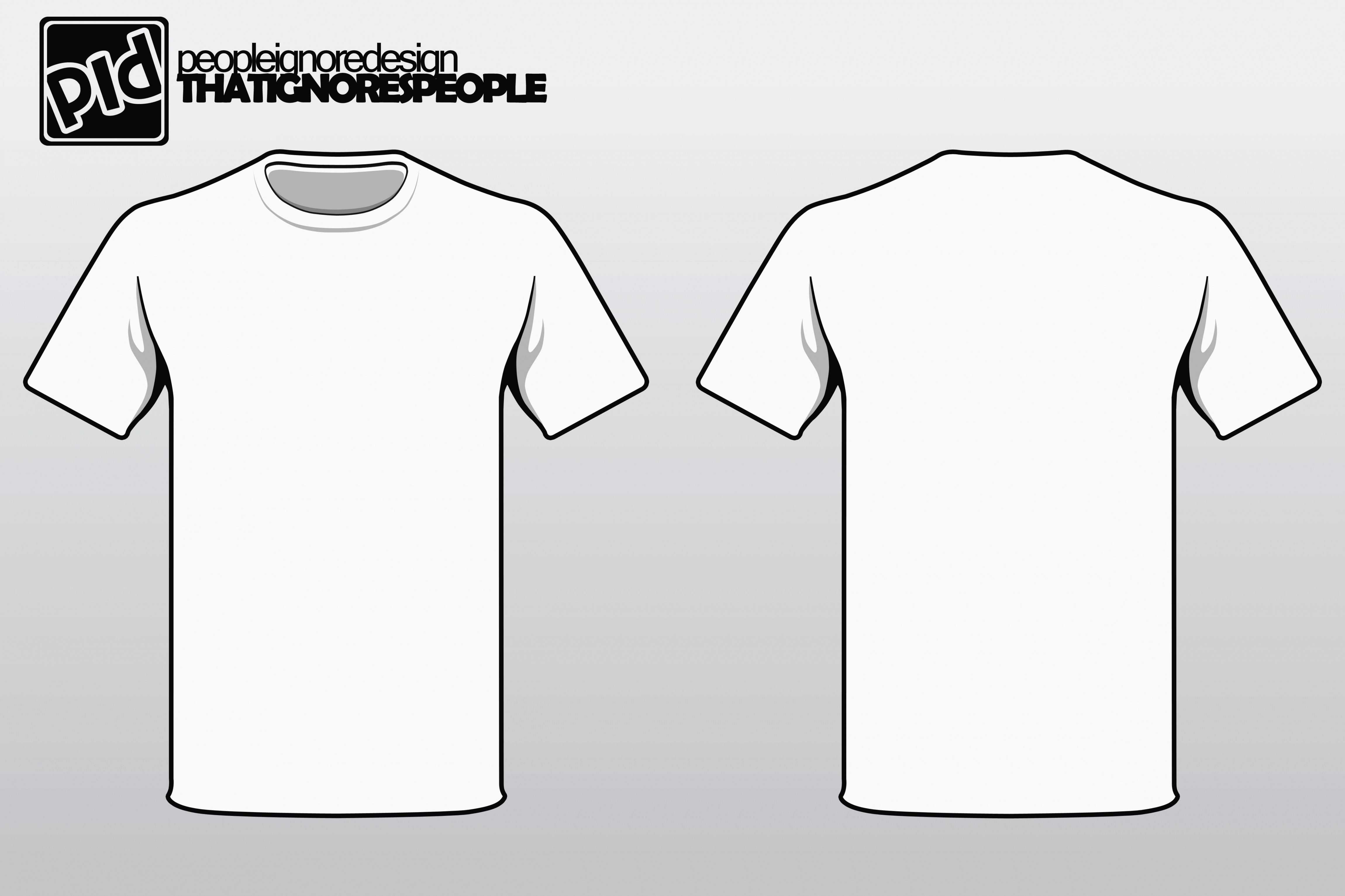 T Shirt Template for Photoshop Best Of T Shirt Template Vector
