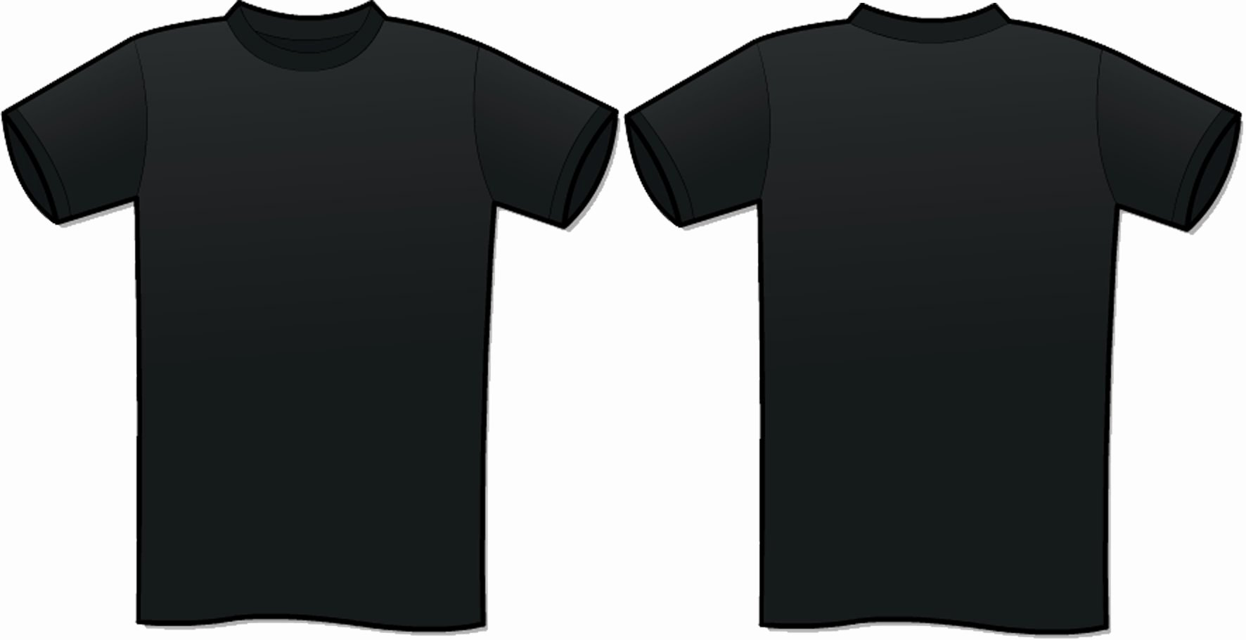 T Shirt Template for Photoshop Luxury Tshirt Template Clipart Best
