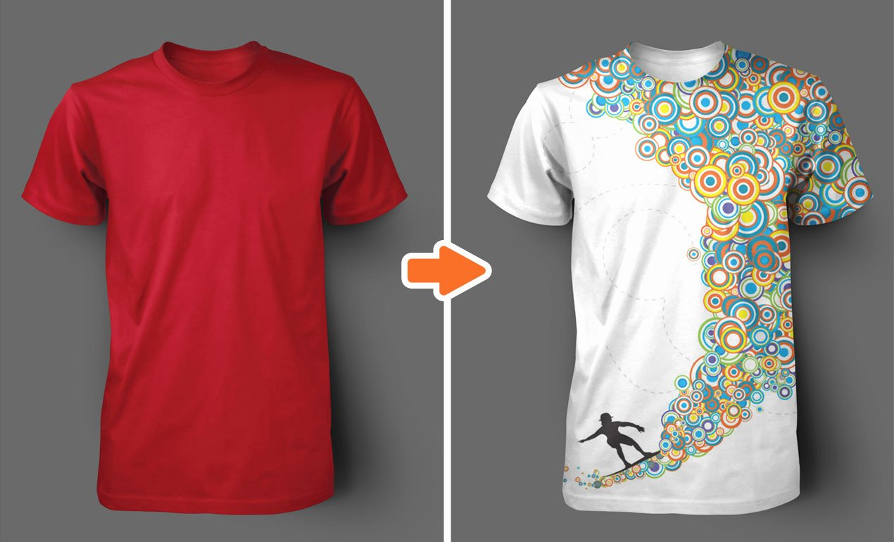 T Shirt Template for Photoshop Unique Shop Apparel Mockup Template Essentials Collection by