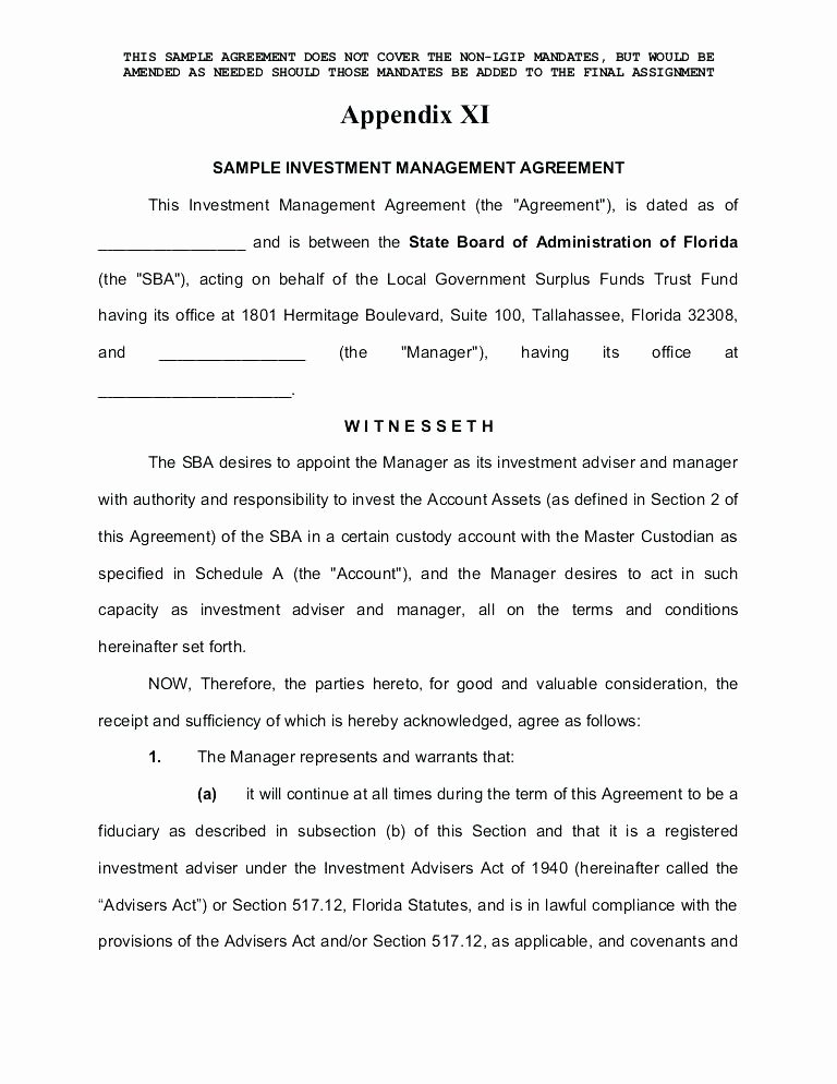 Talent Management Contract Template New Talent Management Contract Template Easy Example Pdf