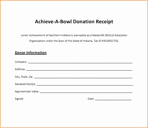 Tax Deductible Donation Receipt Template Unique Tax Deduction Receipt Tax Deductible Donation Receipt Tax
