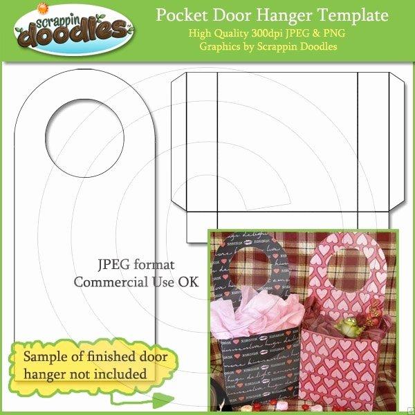 Template for Door Hanger Luxury 1000 Ideas About Door Hanger Template On Pinterest