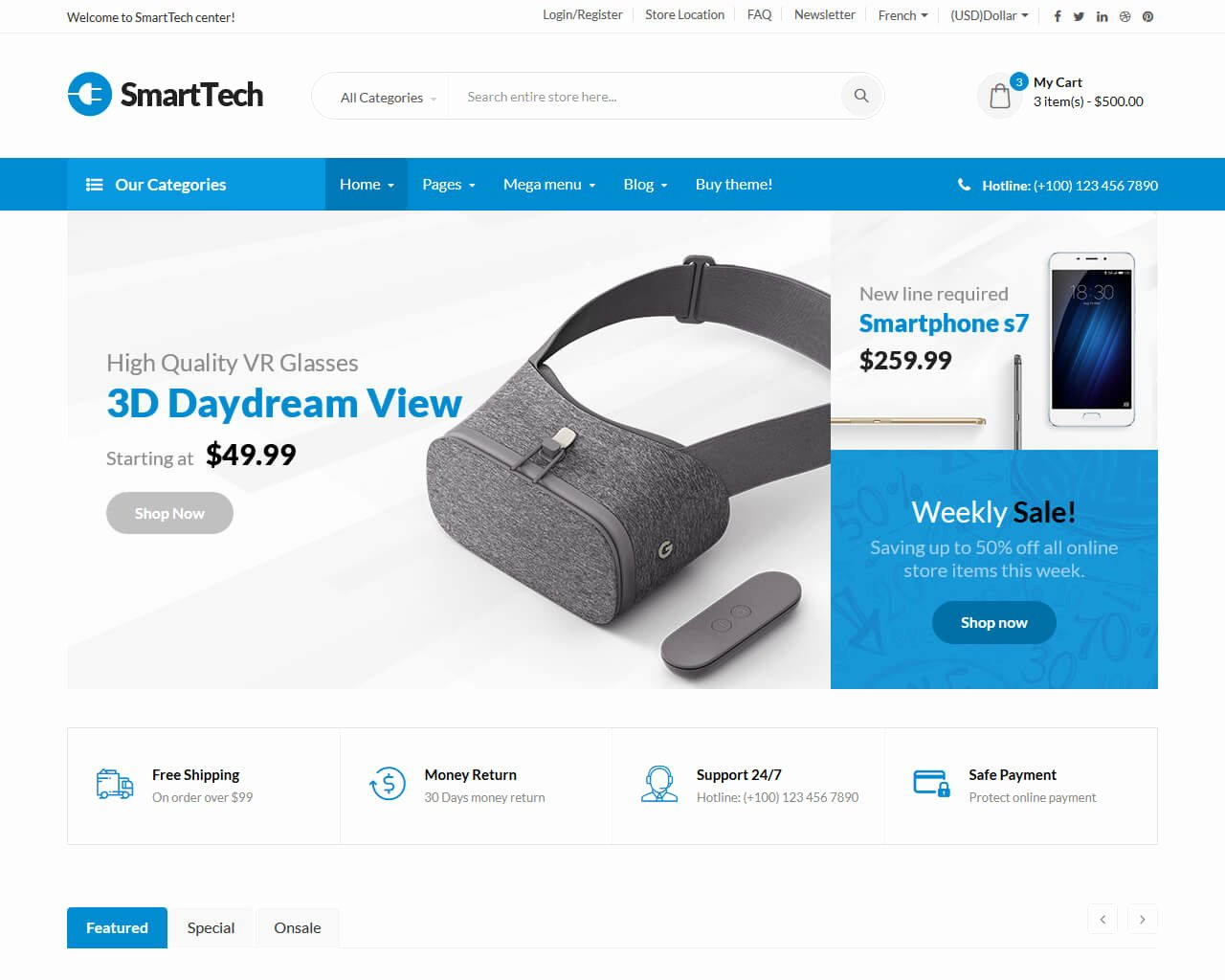 Template for Ecommerce Website Best Of Best E Merce Website Templates to Make Your Shop Stand