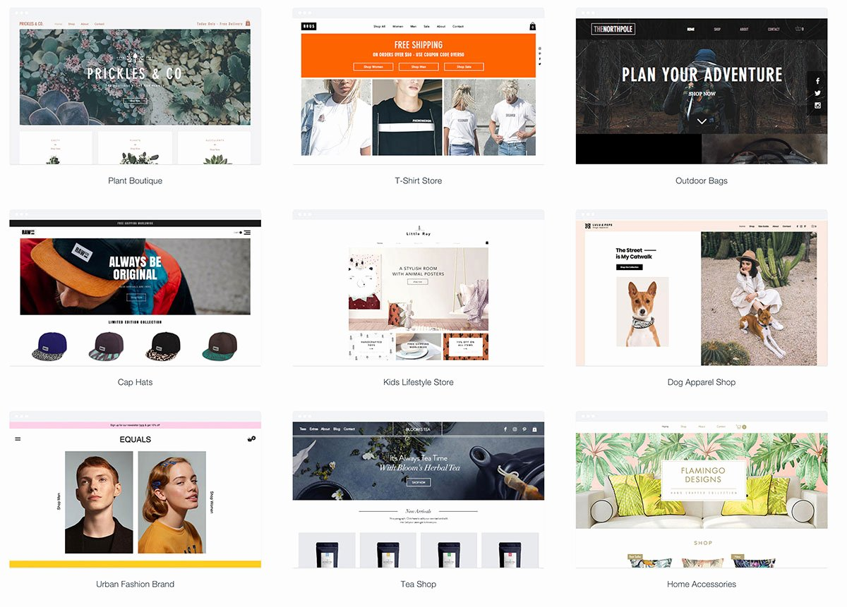 Template for Ecommerce Website Fresh 22 Best Free E Merce Website Templates In 2018 Uicookies