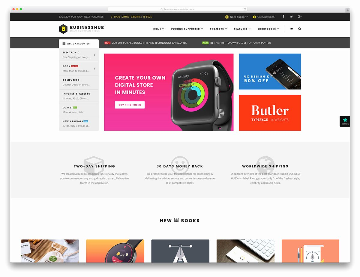 Template for Ecommerce Website Lovely 54 Awesome E Merce Wordpress themes 2019 Colorlib