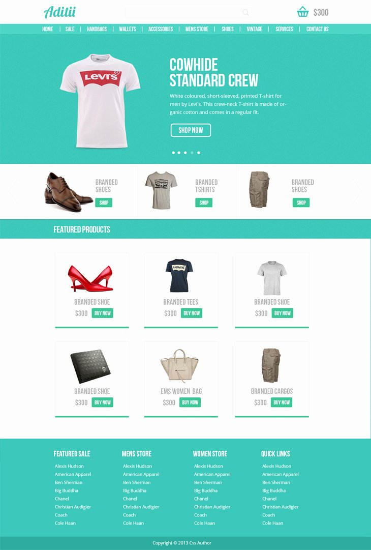 Template for Ecommerce Website Unique 16 Premium and Free Psd Website Templates