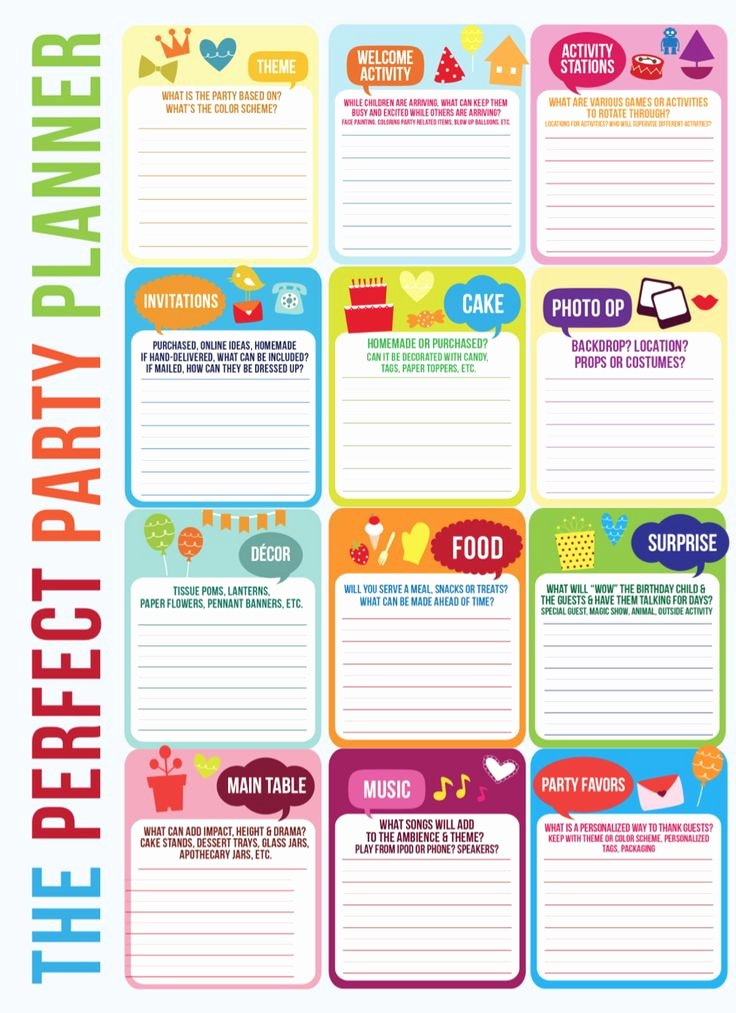 Template for event Planning Fresh 25 Best Ideas About Planner Template On Pinterest