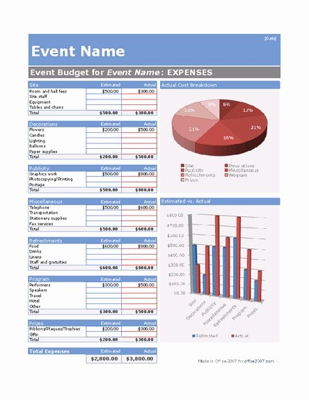 Template for event Planning Luxury Microsoft Fice S Free event Planning Template