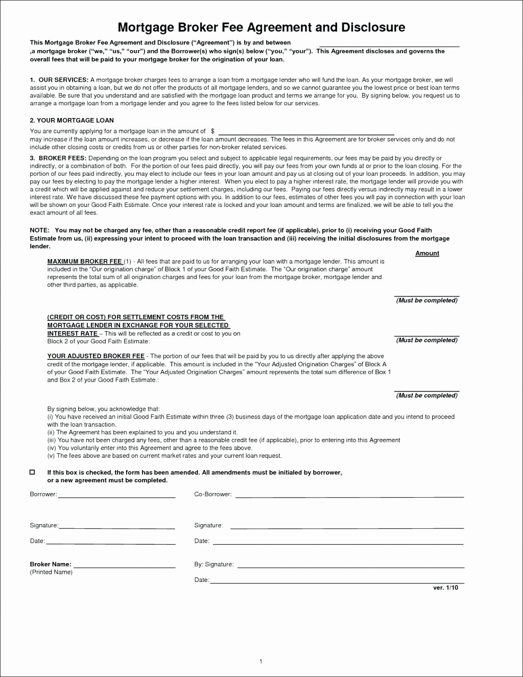 Template for Loan Contract Unique Template Loan Agreement with Collateral Template