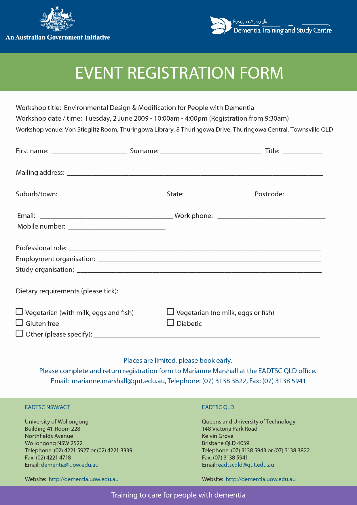 Template for Registration form Fresh Registration form Template
