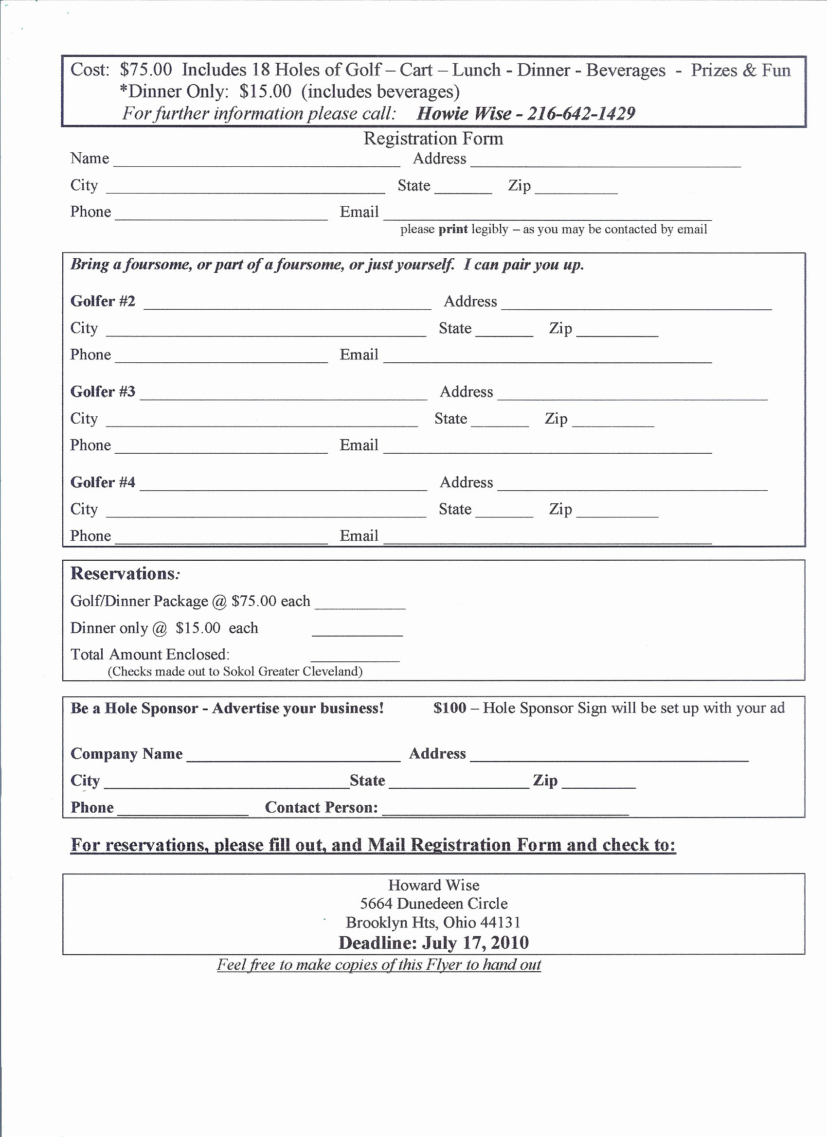 Template for Registration form Lovely Church forms Templates to Pin On Pinterest