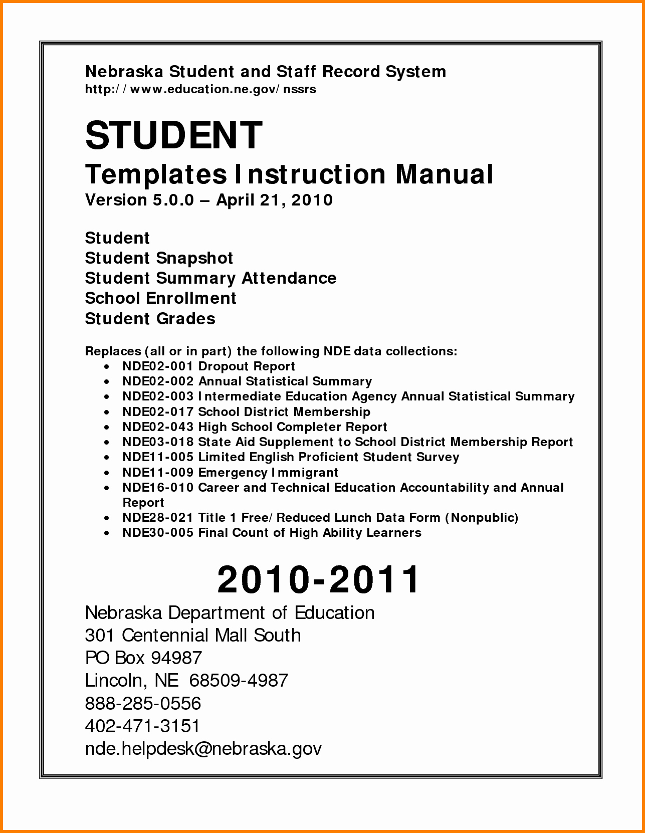 Template for Training Manual Lovely Training Manual Template Word 2010 Portablegasgrillweber