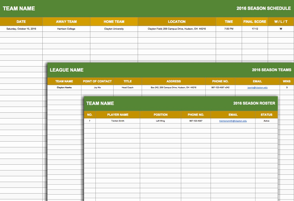 Template for Weekly Schedule New Free Weekly Schedule Templates for Excel Smartsheet