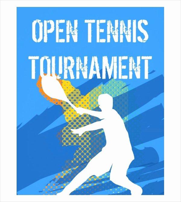 Tennis Flyer Template Free Best Of 16 Tennis Flyers Psd Ai Vector Eps