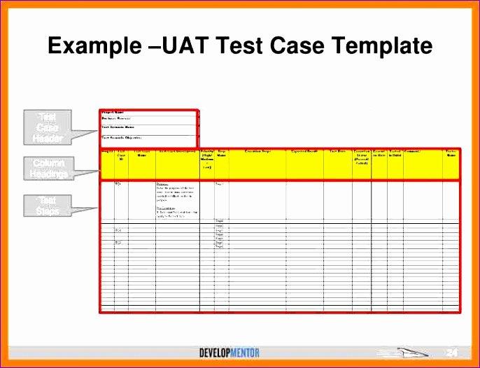 Test Plan Template Excel Elegant 8 Testing Plan Template Excel Exceltemplates