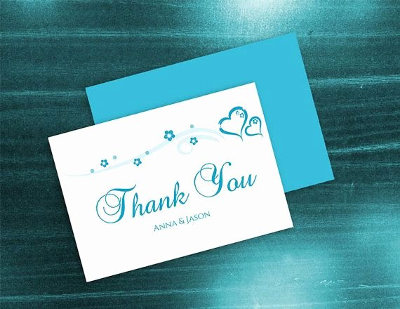 Thank You Card Template Word Beautiful 25 Best Ideas About Thank You Card Template On Pinterest