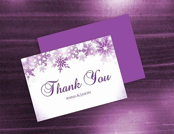 Thank You Card Template Word Fresh Diy Printable Wedding Thank You Card Template