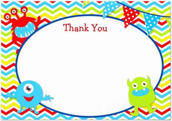 Thank You Card Template Word Fresh Thank You Template