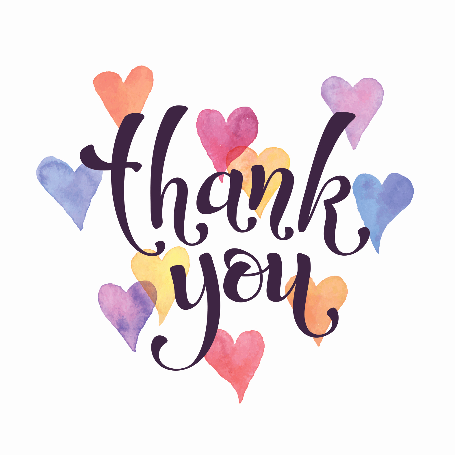 Thank You Cards Template Awesome Warmed Heart Thank You Card Template Free