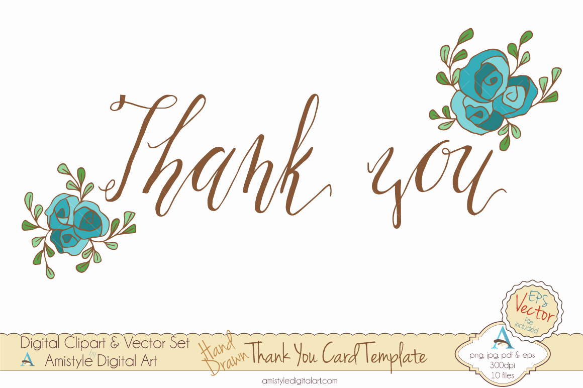 Thank You Cards Template Fresh 6 Thank You Card Templates Excel Pdf formats