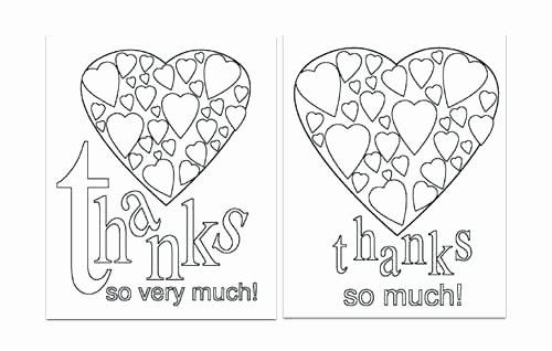 Thank You Postcard Template Elegant Printable Thank You Card Template Christmas Templates