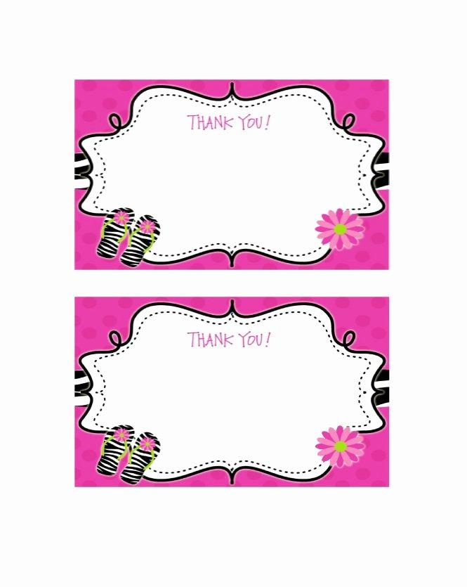 Thank You Postcard Template Fresh 30 Free Printable Thank You Card Templates Wedding