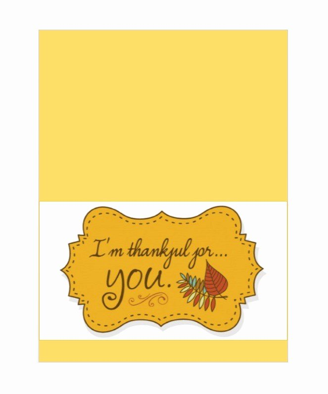 Thank You Postcard Template Inspirational 30 Free Printable Thank You Card Templates Wedding