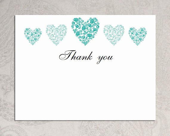 Thank You Postcard Template Luxury 15 Thank You Template