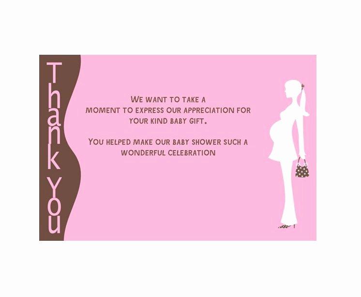 Thank You Postcard Template Luxury 30 Free Printable Thank You Card Templates Wedding