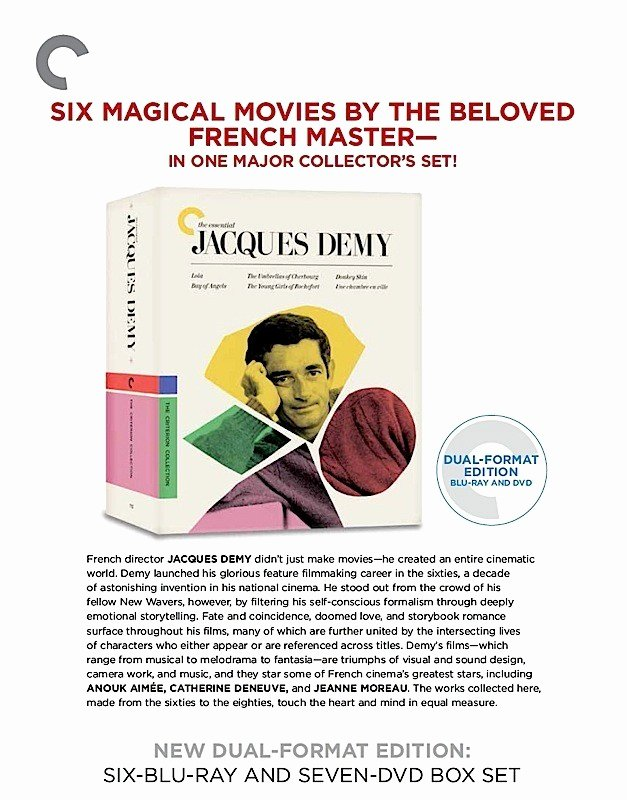 Theatre Press Release Template Awesome Criterion Press Release the Essential Jacques Demy Dual
