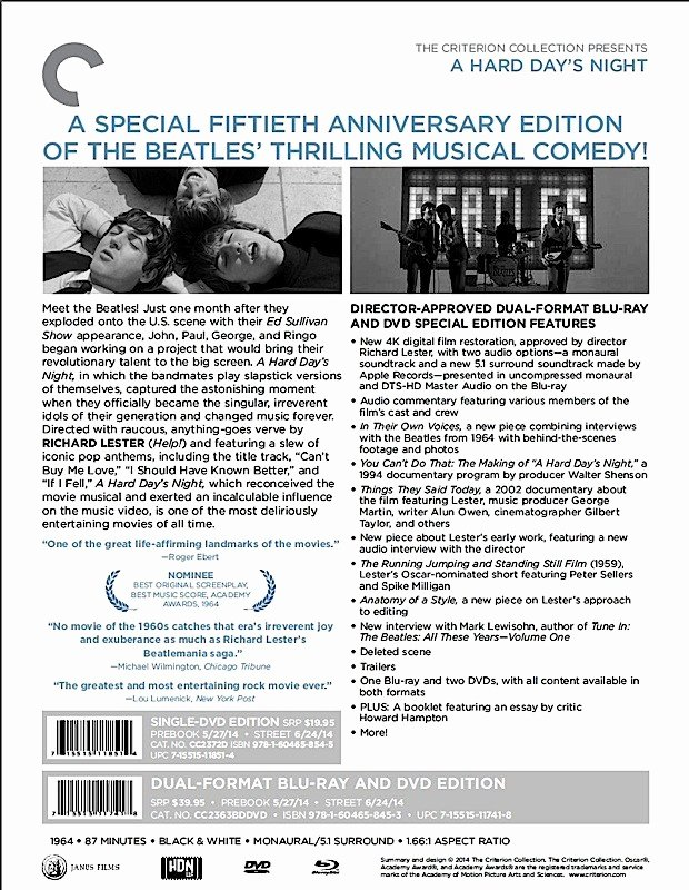 Theatre Press Release Template Unique Criterion Press Release A Hard Day S Night Dual format