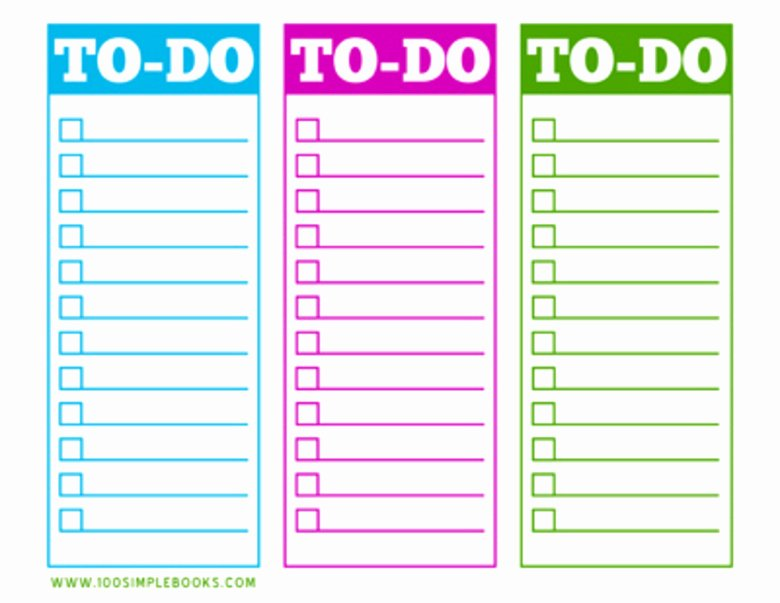 Things to Do List Template Beautiful What to Do when Your to Do List Runs You