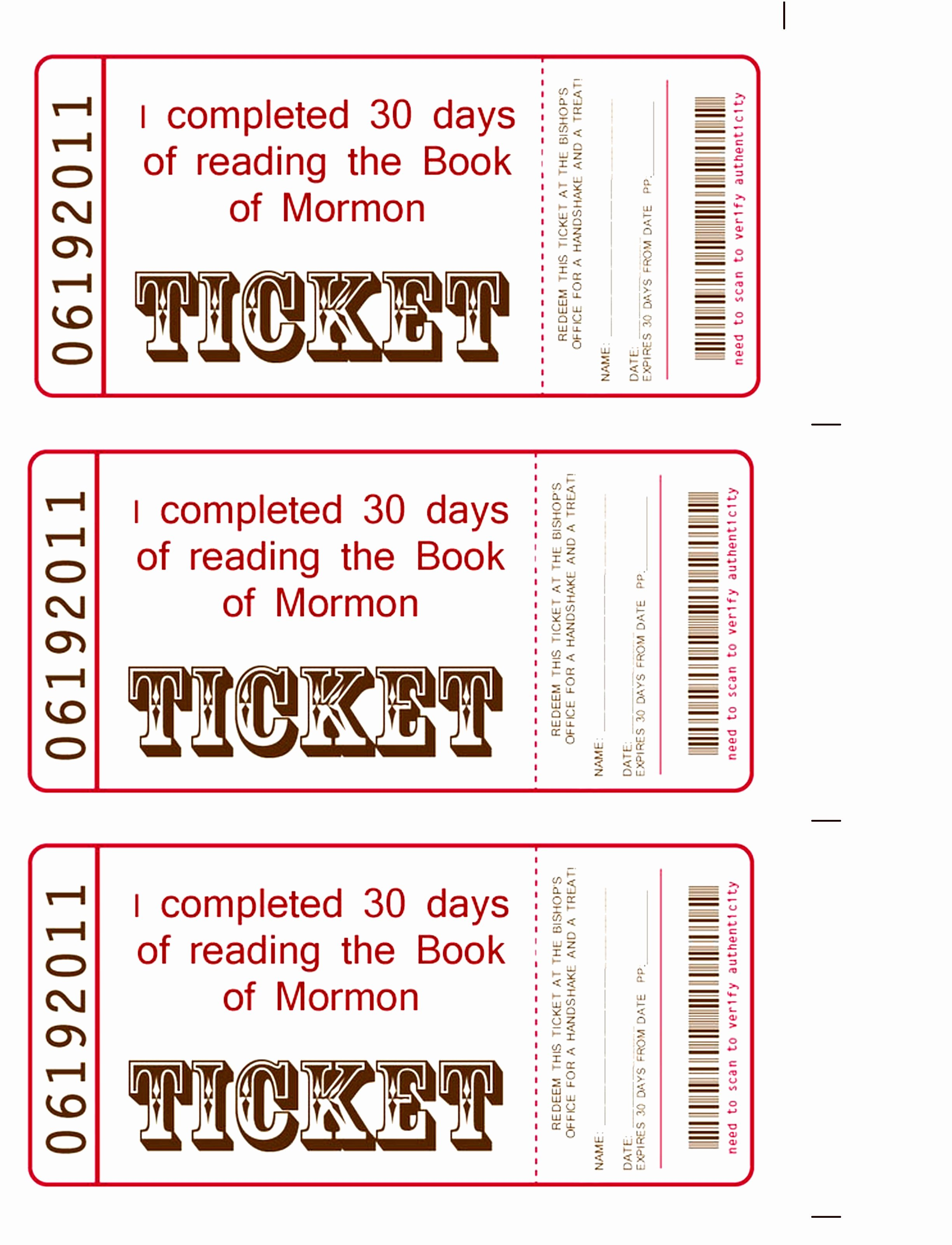 Ticket Design Template Free Lovely 6 Raffle Book Template Tuioa