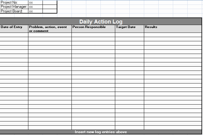 Time Management Log Template Lovely 7 Best Of Printable Daily Time Log Daily Work Log