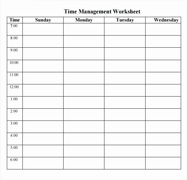 Time Management Log Template New Time Management Journal Template Download by Diary