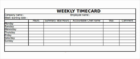 Time Tracking Excel Template Elegant 12 Time Tracking Sample Templates Free Word Excel Pdf