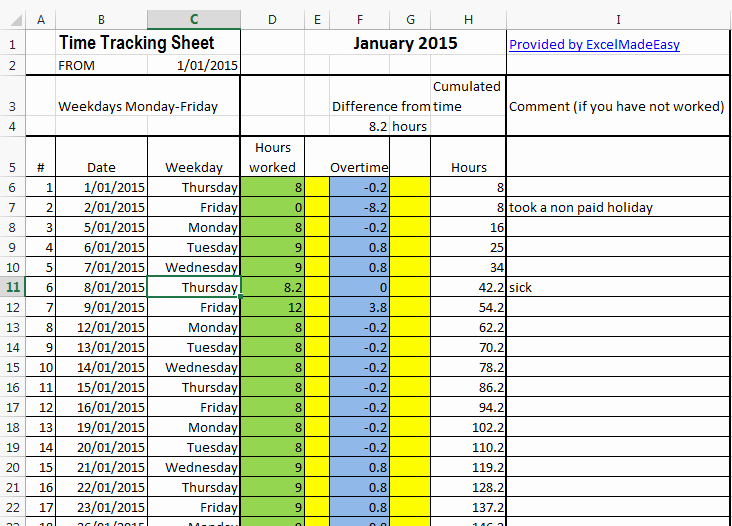Time Tracking Excel Template Inspirational Excel Template Time Tracking Sheets Template Free by