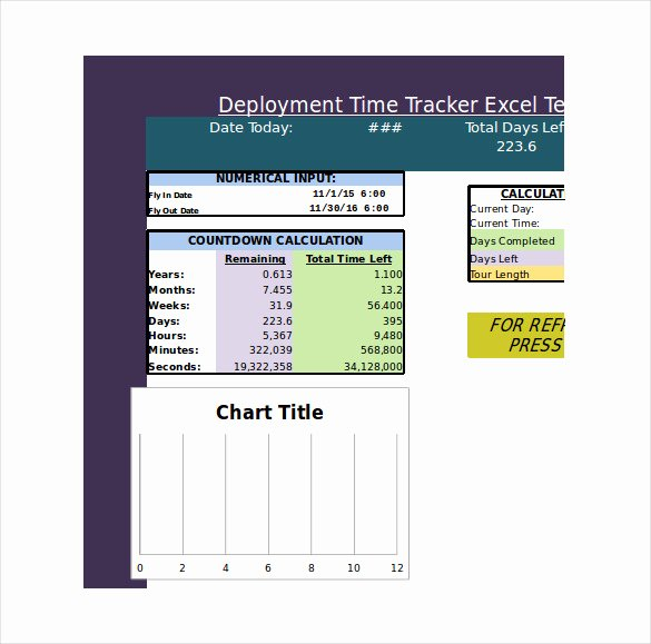Time Tracking Excel Template Luxury 12 Time Tracking Sample Templates Free Word Excel Pdf