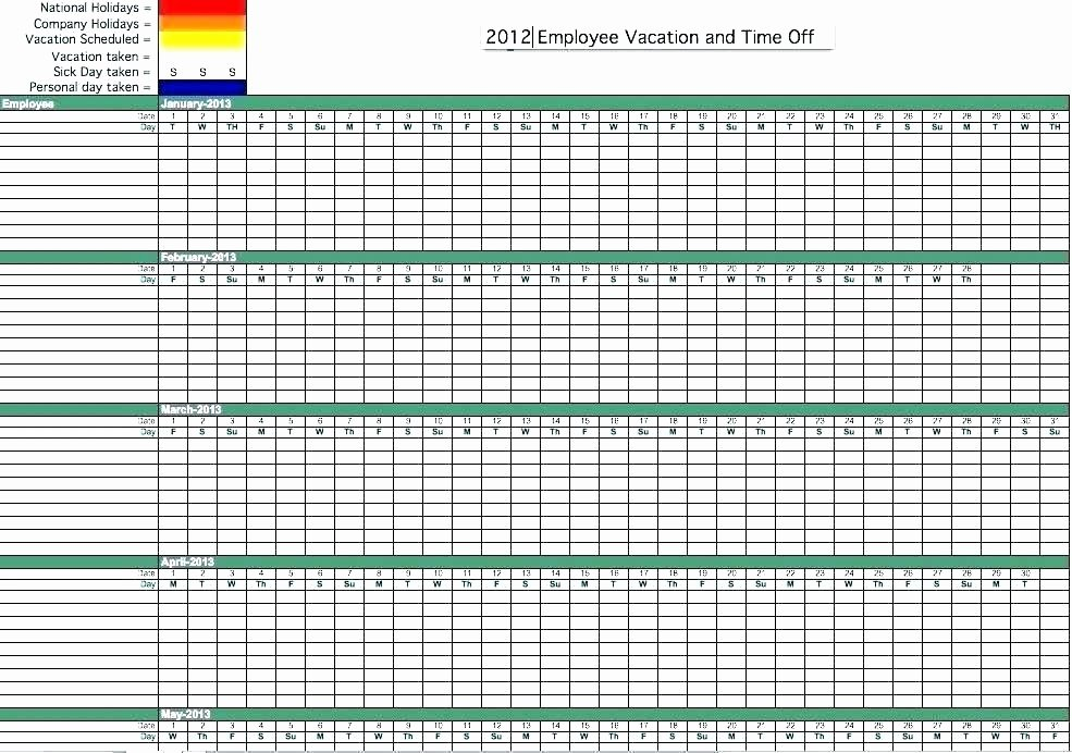 Time Tracking Excel Template New Employee Hours Tracking Spreadsheet Employee Schedule