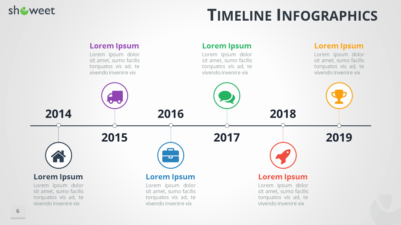 Timeline Ppt Template Free Awesome Timeline Infographics Templates for Powerpoint
