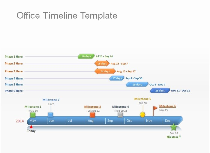 Timeline Ppt Template Free Beautiful 20 Timeline Powerpoint Templates