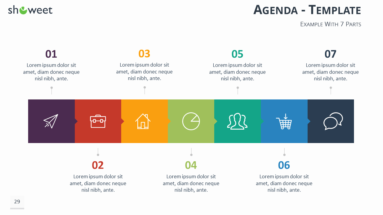 Timeline Ppt Template Free Elegant Table Of Content Templates for Powerpoint and Keynote