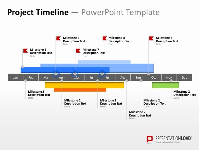 Timeline Ppt Template Free Inspirational Powerpoint Timeline Template