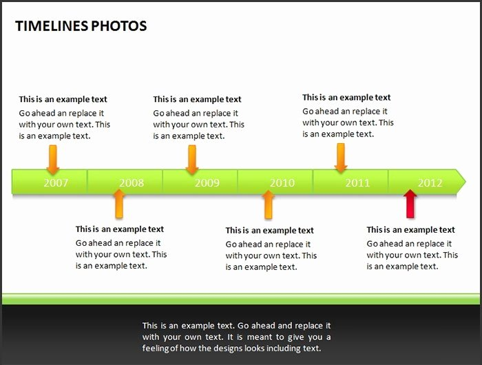 Timeline Ppt Template Free Lovely 20 Timeline Powerpoint Templates