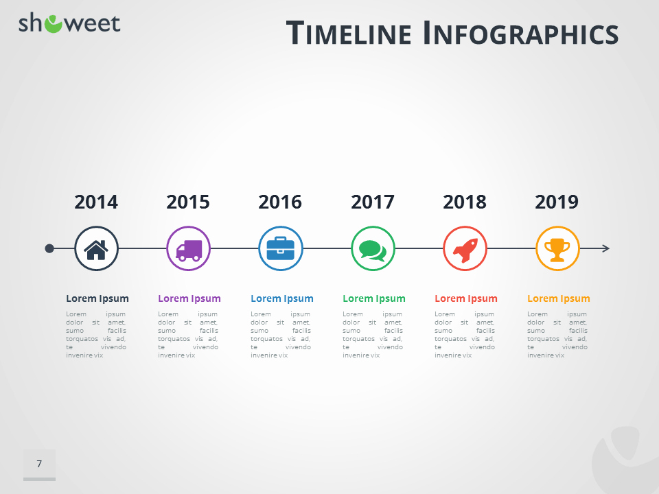 Timeline Ppt Template Free Lovely Timeline Infographics Templates for Powerpoint